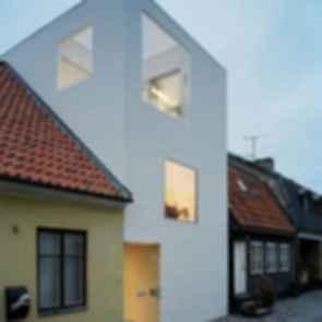 Townhouse - exterior