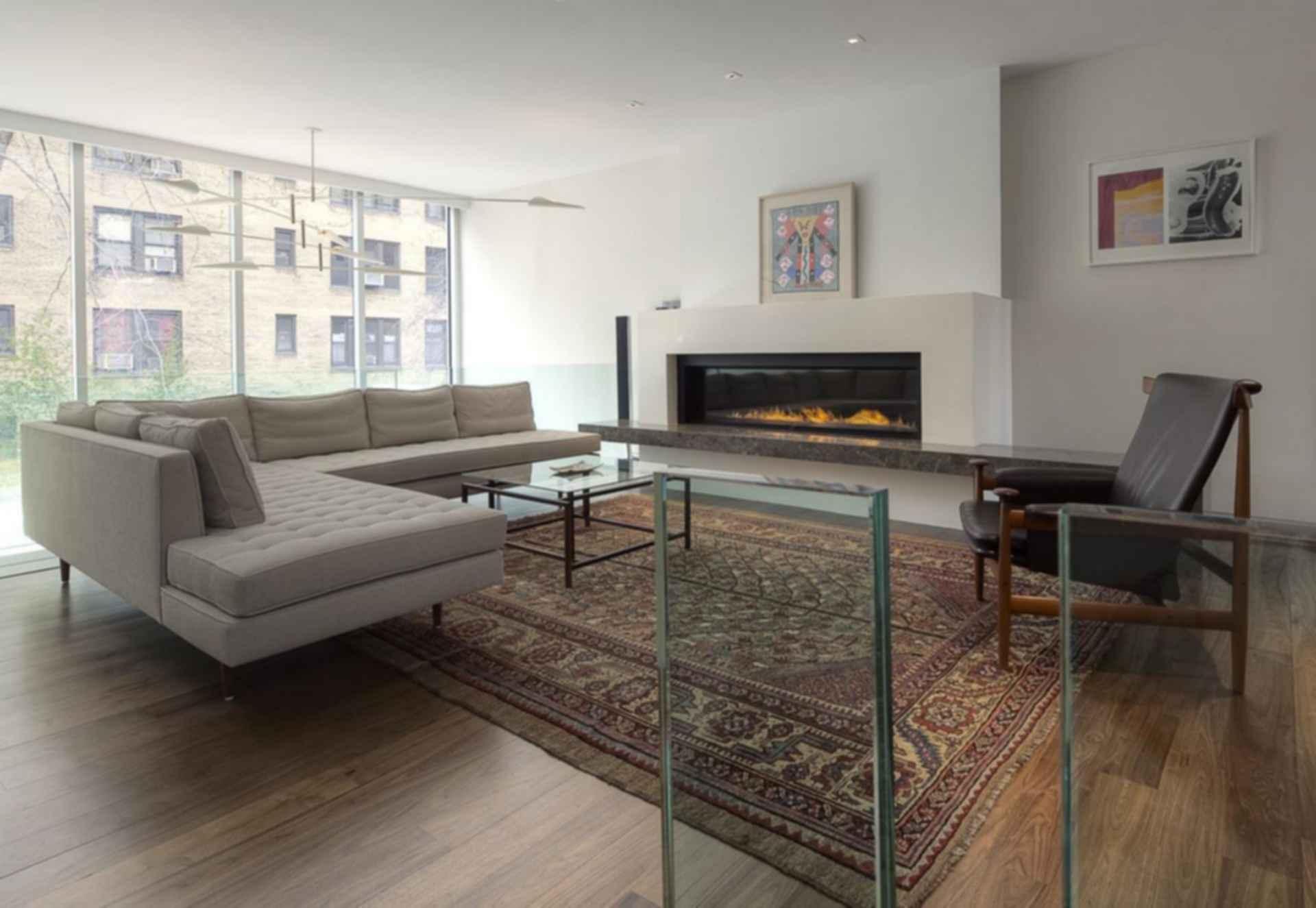 Urban Townhouse - interior/lounge
