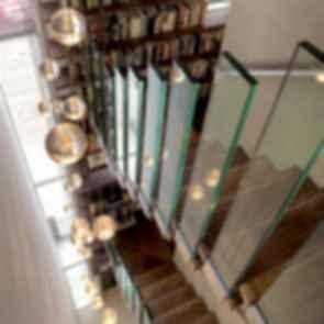 Urban Townhouse - Stairwell