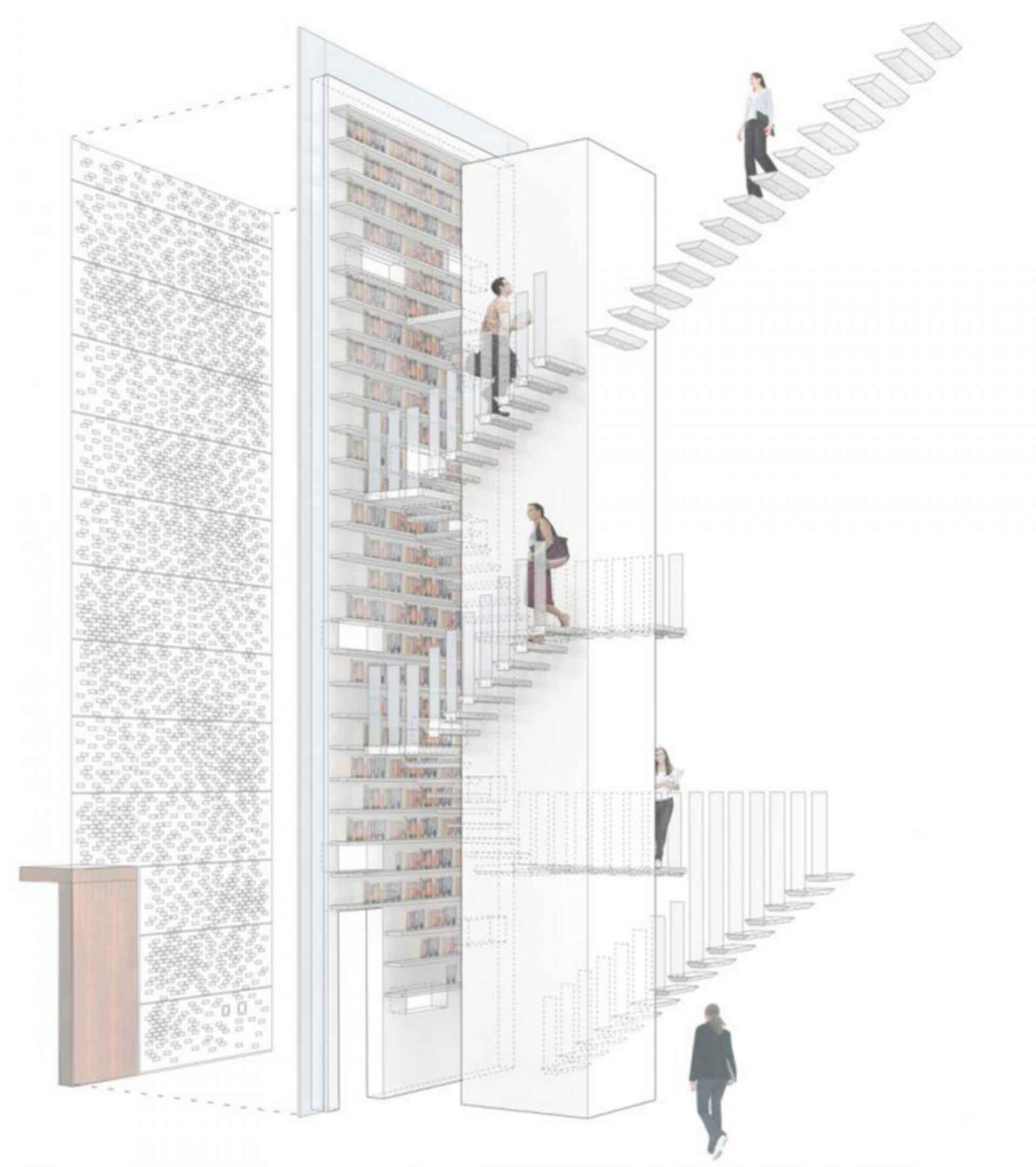 Urban Townhouse Floor Plan