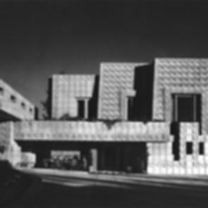 Ennis House - exterior