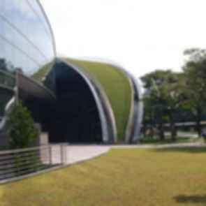 Nanyang Technological University (NTU) School of Art, Design and Media (ADM) - Exterior