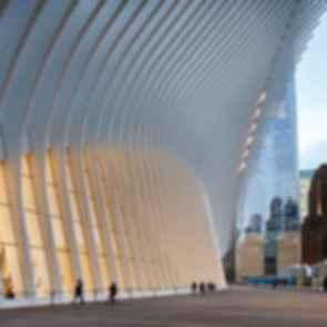 Oculus - exterior