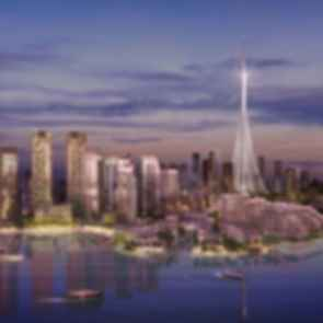 The Tower at Dubai Creek - Concept design