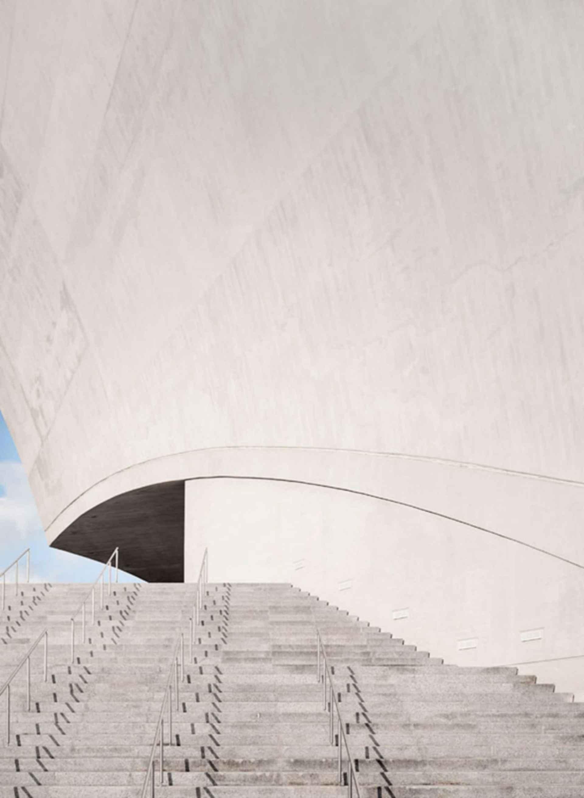 Tenerife's Auditorium - concept design