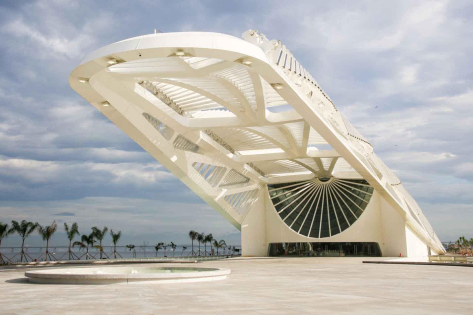 Museum of Tomorrow - Detailing