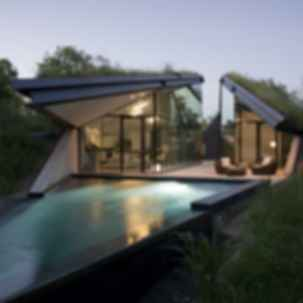 Homes with Green Roofs