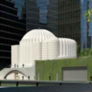St. Nicholas National Greek Orthodox Church - concept design