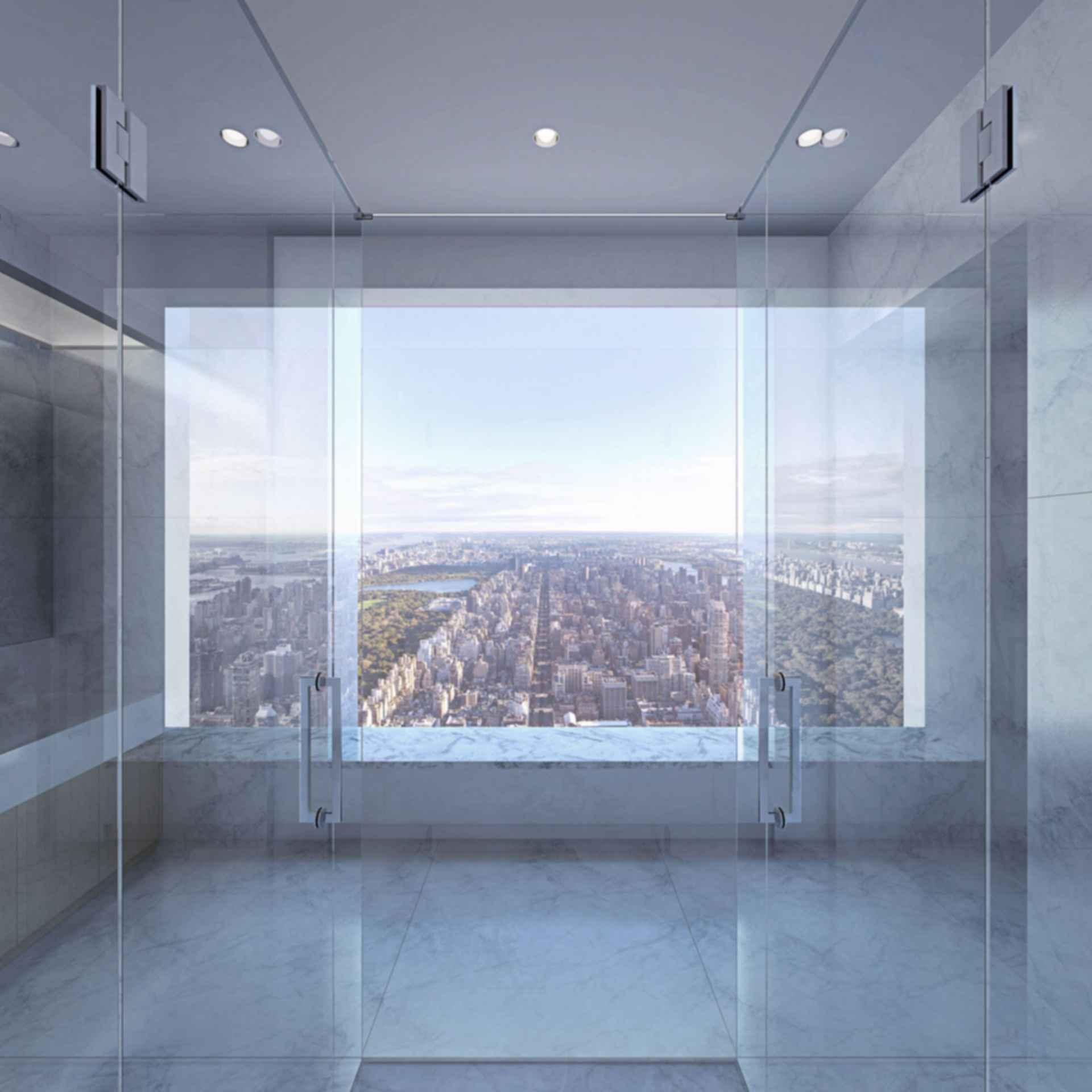 432 Park Avenue - interior/window