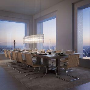 432 Park Avenue - interior/living/dining