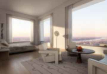 432 Park Avenue - interior/bedroom