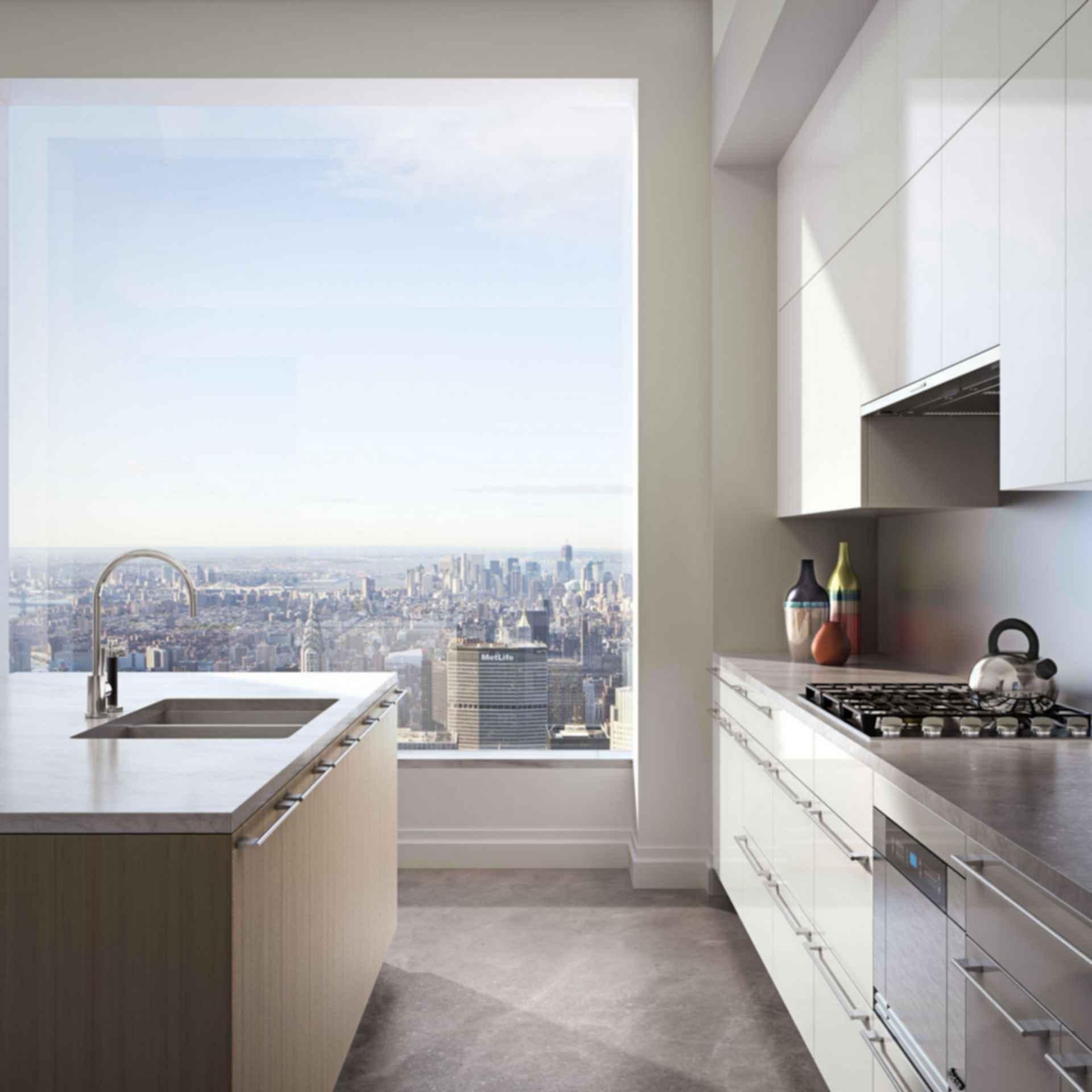 432 Park Avenue - interior/kitchen