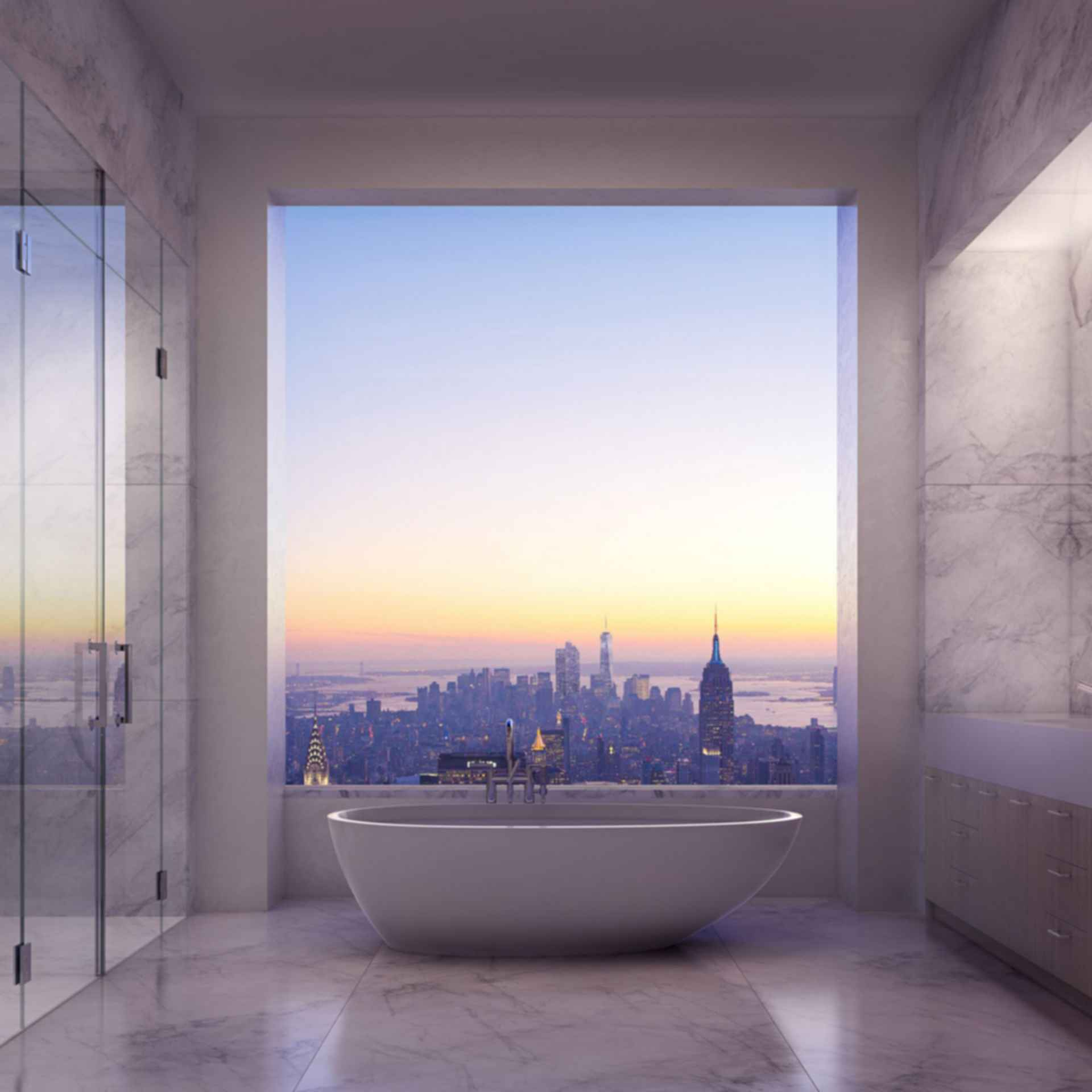 432 Park Avenue - Bathroom