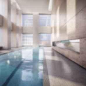 432 Park Avenue - indoor swimming pool