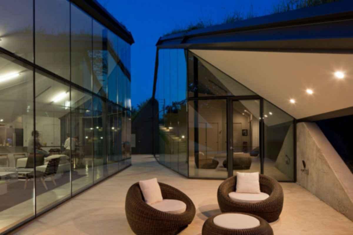 Edgeland Residence - Exterior/Outdoor Area