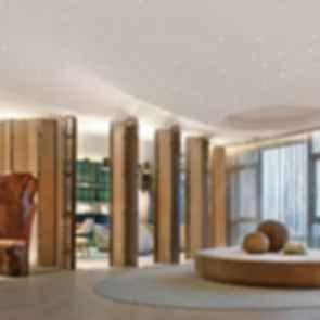 Lumiere Residences - interior