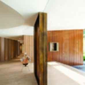 Lumiere Residences - interior/entrance