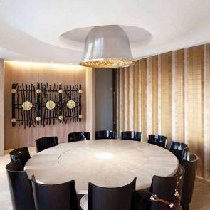 Lumiere Residences - Interior Dining Room