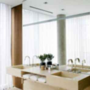 Yabu Pushelberg Residence - interior/bathroom