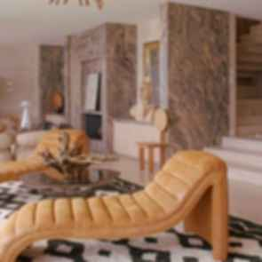 Malibu Beach House - interior/lounge