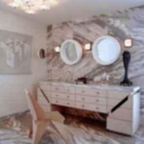 Malibu Beach House - interior/bathroom