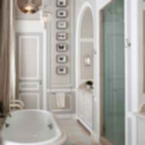 A Private Residence for an American Family - Bathroom