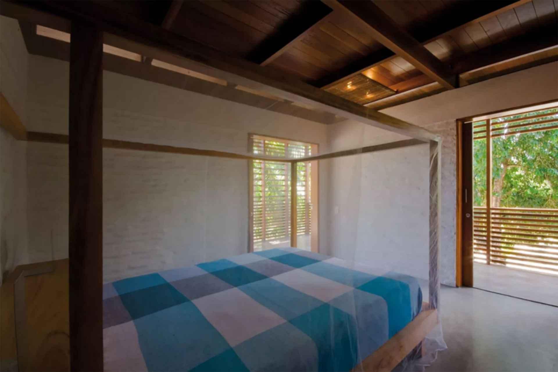 Casa Tropical - interior/bedroom