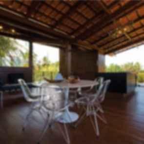 Casa Tropical - Interior