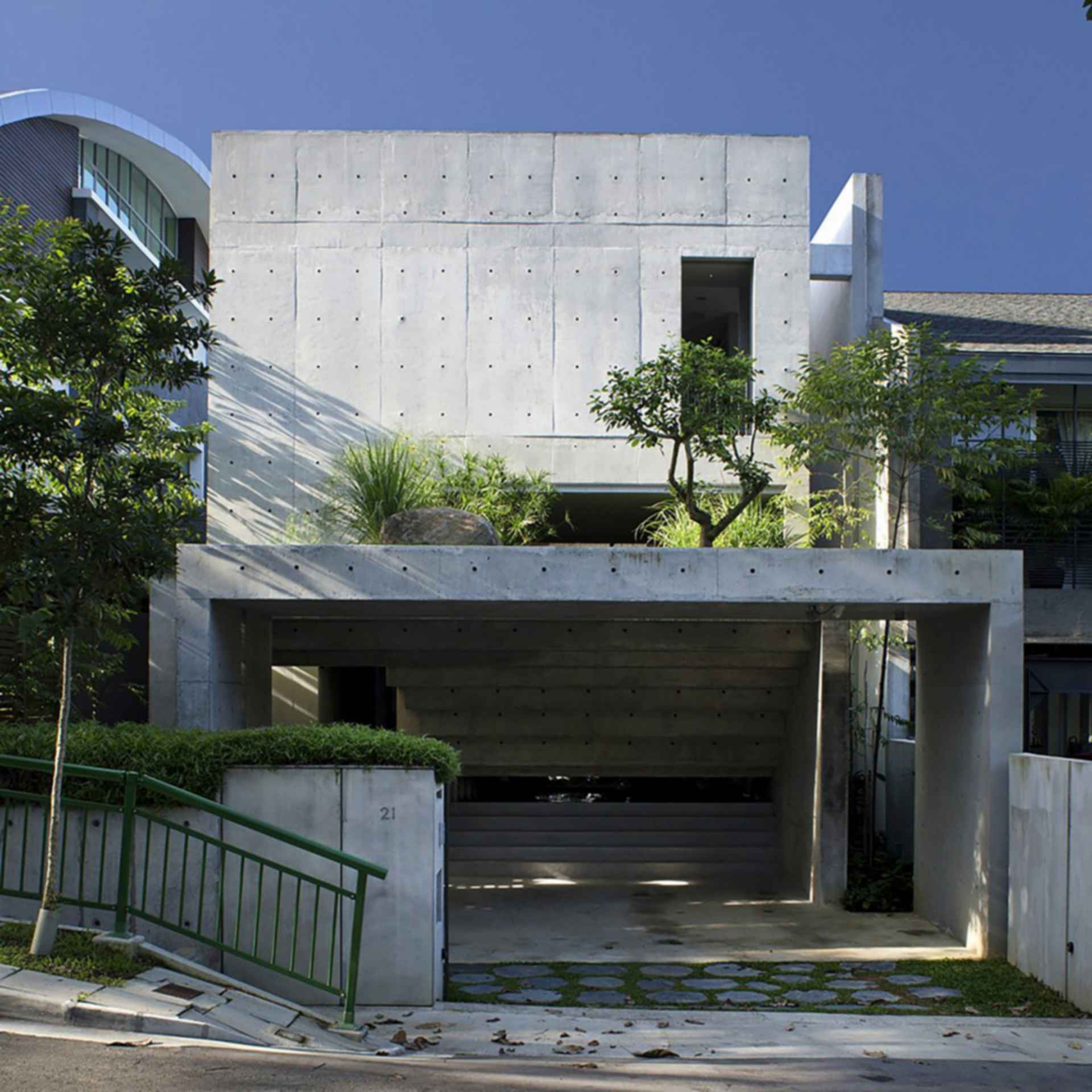 Namly House - exterior