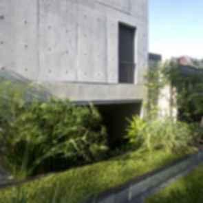 Namly House - exterior/detailing