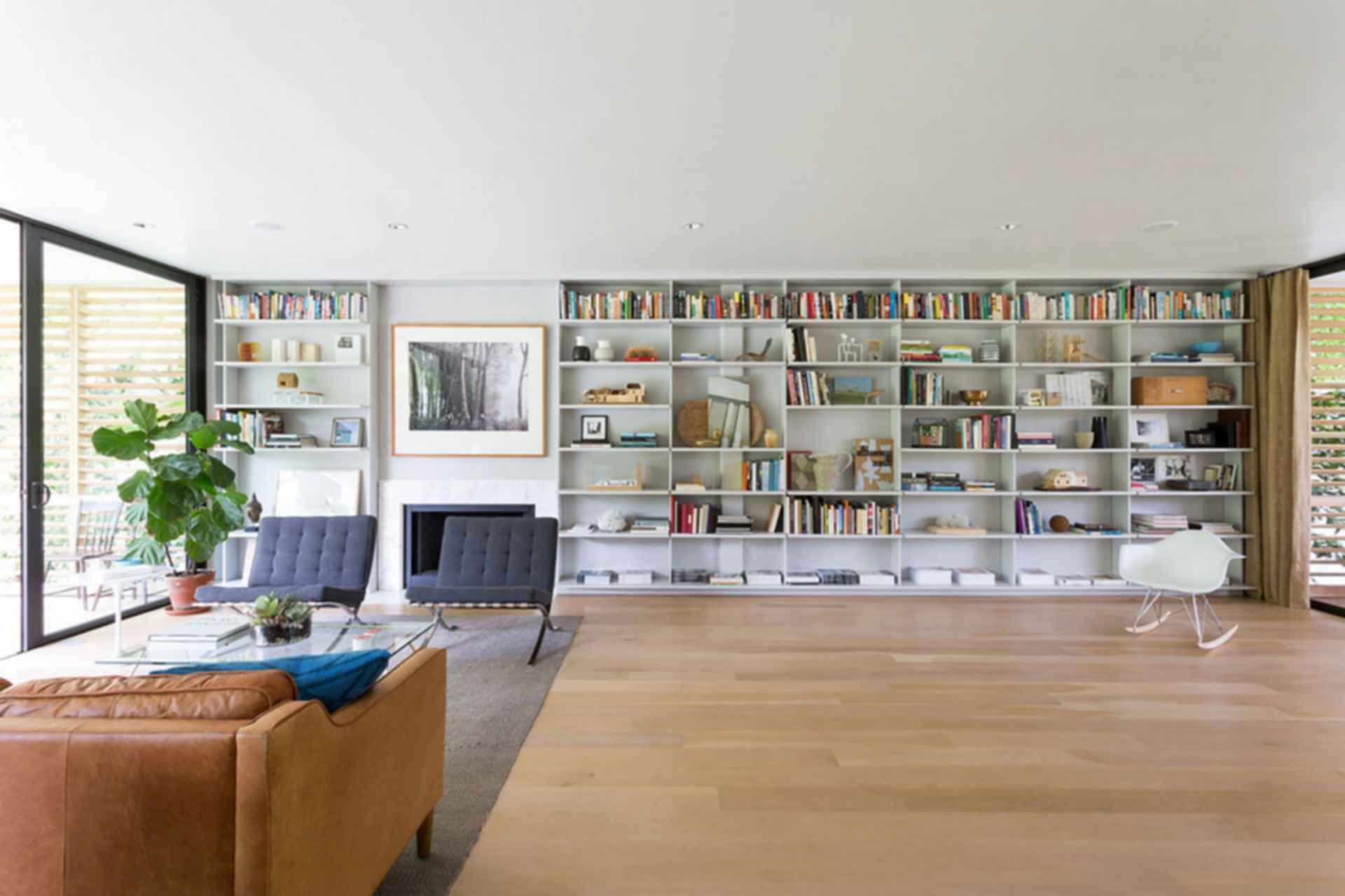 Brillhart House - Interior
