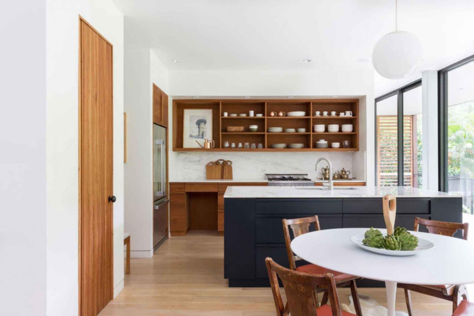 Brillhart House - Kitchen