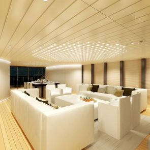 The Ocean Emerald - interior/concept design