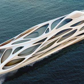 Unique Circle Yachts - concept design