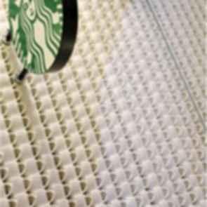 Galleries Lafayette Starbucks