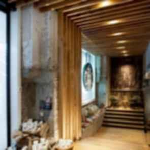 Amsterdam Starbucks - Interior