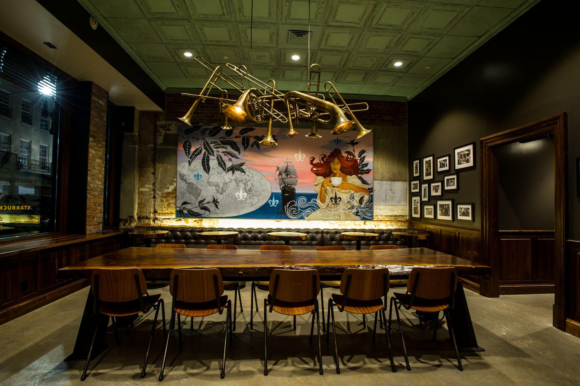 New Orleans Starbucks Interior Modlar Com