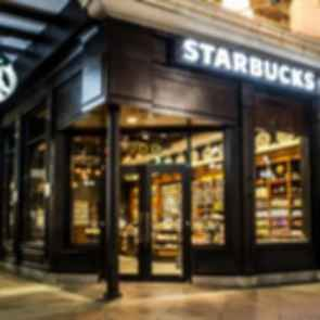 New Orleans Starbucks - Exterior