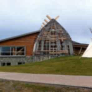 Aanischaakamikw (Cultural Cree Institute) - exterior