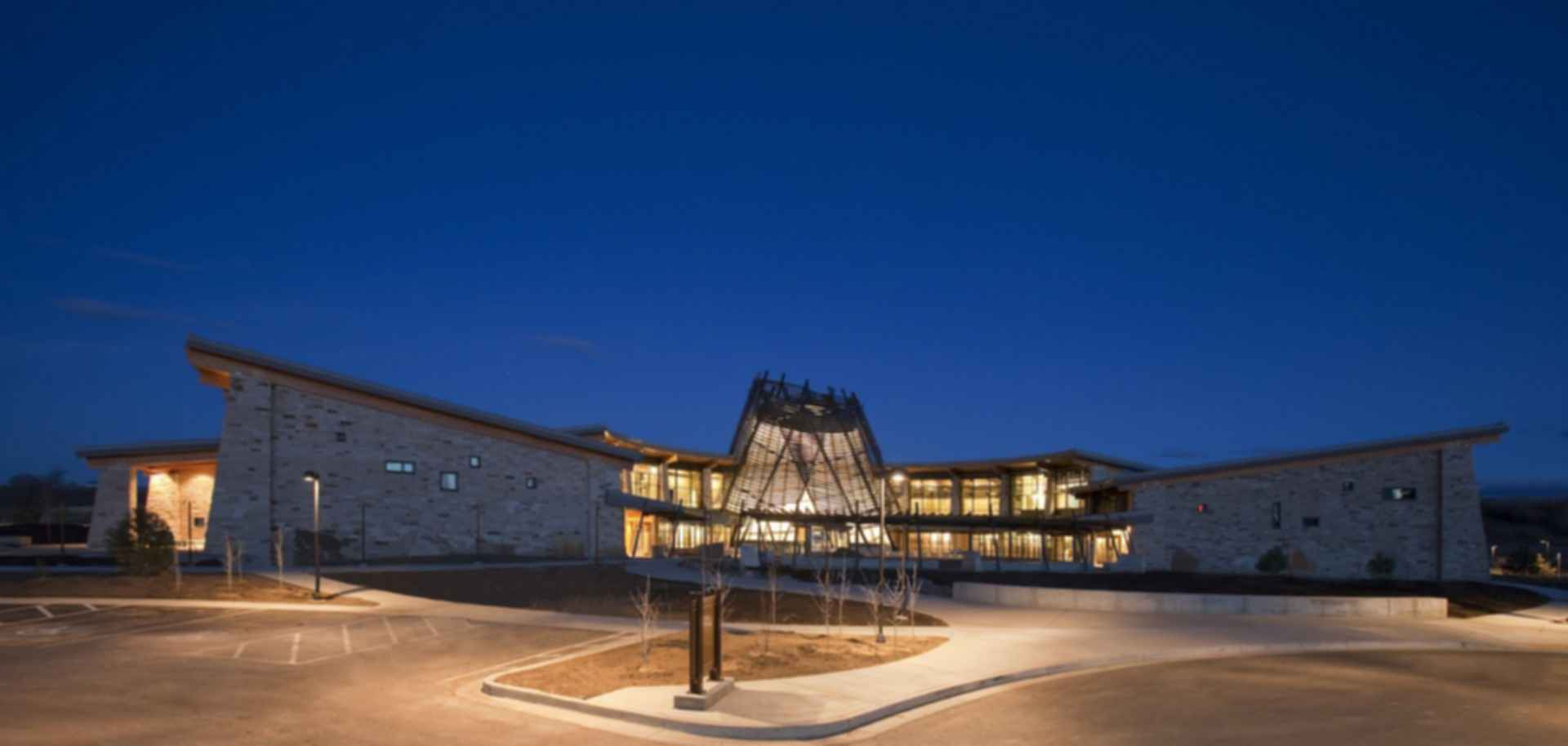 Southern Ute Cultural Center - Exterior