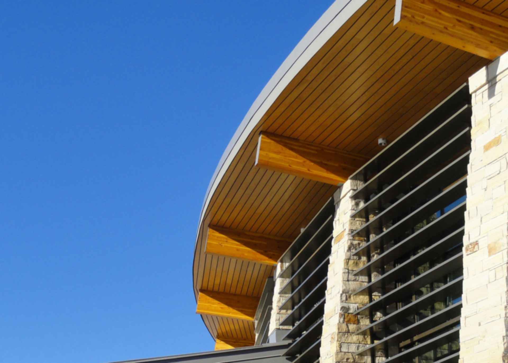 Southern Ute Cultural Center - Exterior/Roofing