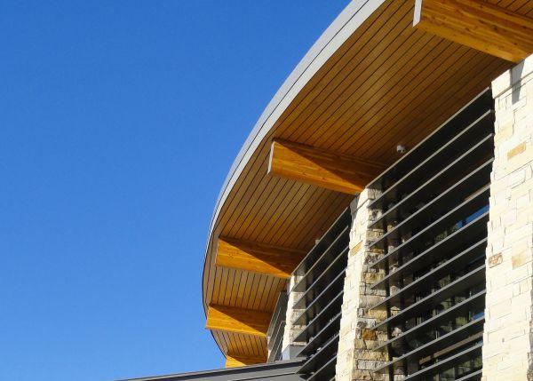 Southern Ute Cultural Center Exterior Roofing Modlar Com