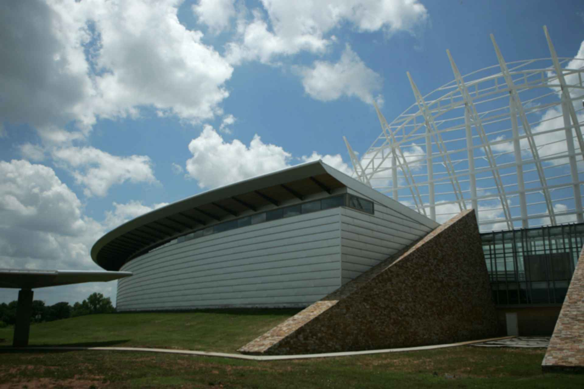 American Indian Cultural Center and Museum Zone - Exterior