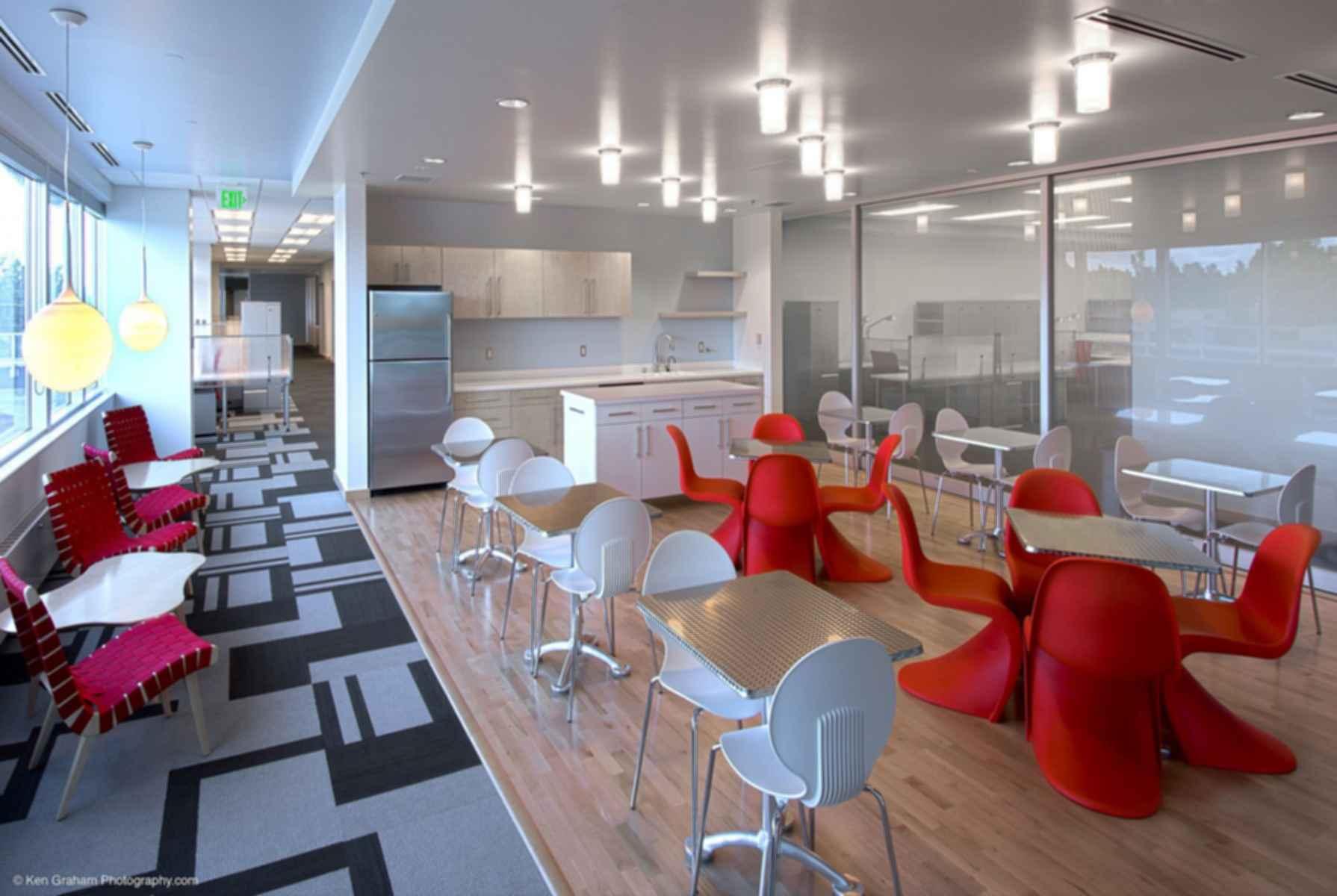 Alutiiq Native Corporation - Kitchen Space