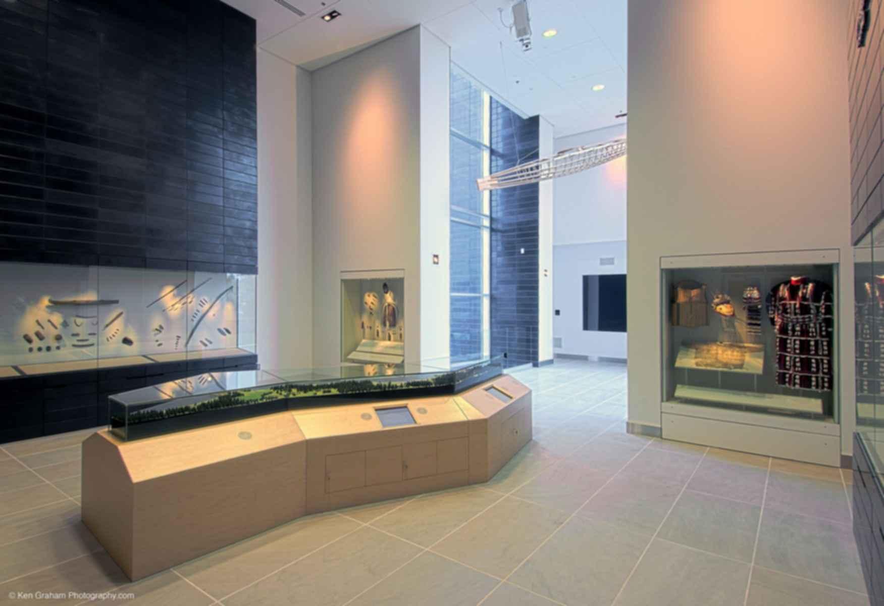 Alutiiq Native Corporation - Interior/Displays