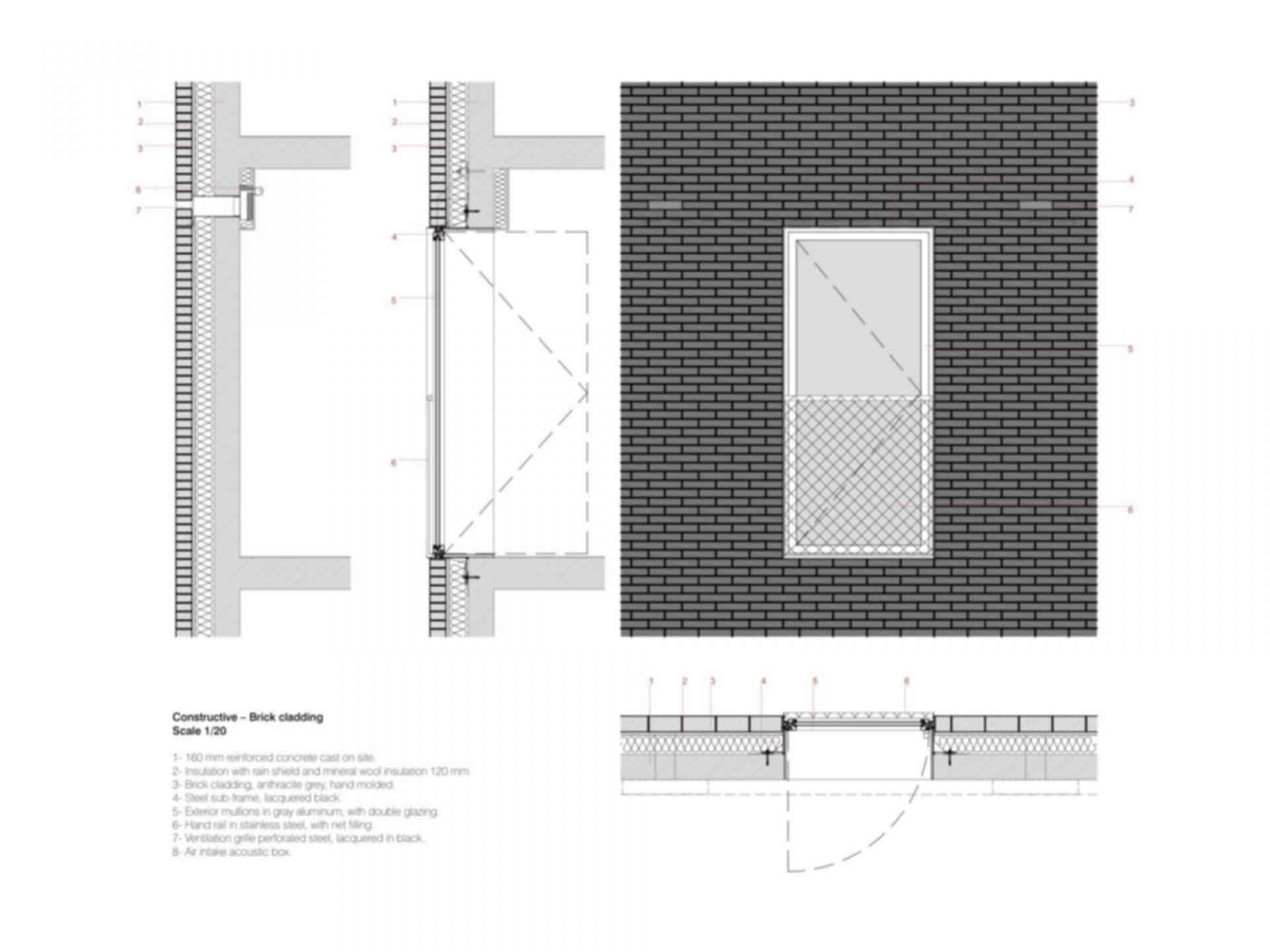 Student Residences in Paris - Concept Design