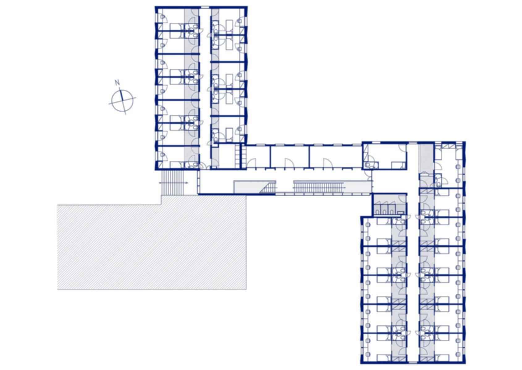 Maison D'education De La Legion D'honneur - Concept Design