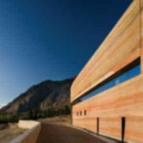 Nk'Mip Desert Cultural Centre - Exterior/Entrance