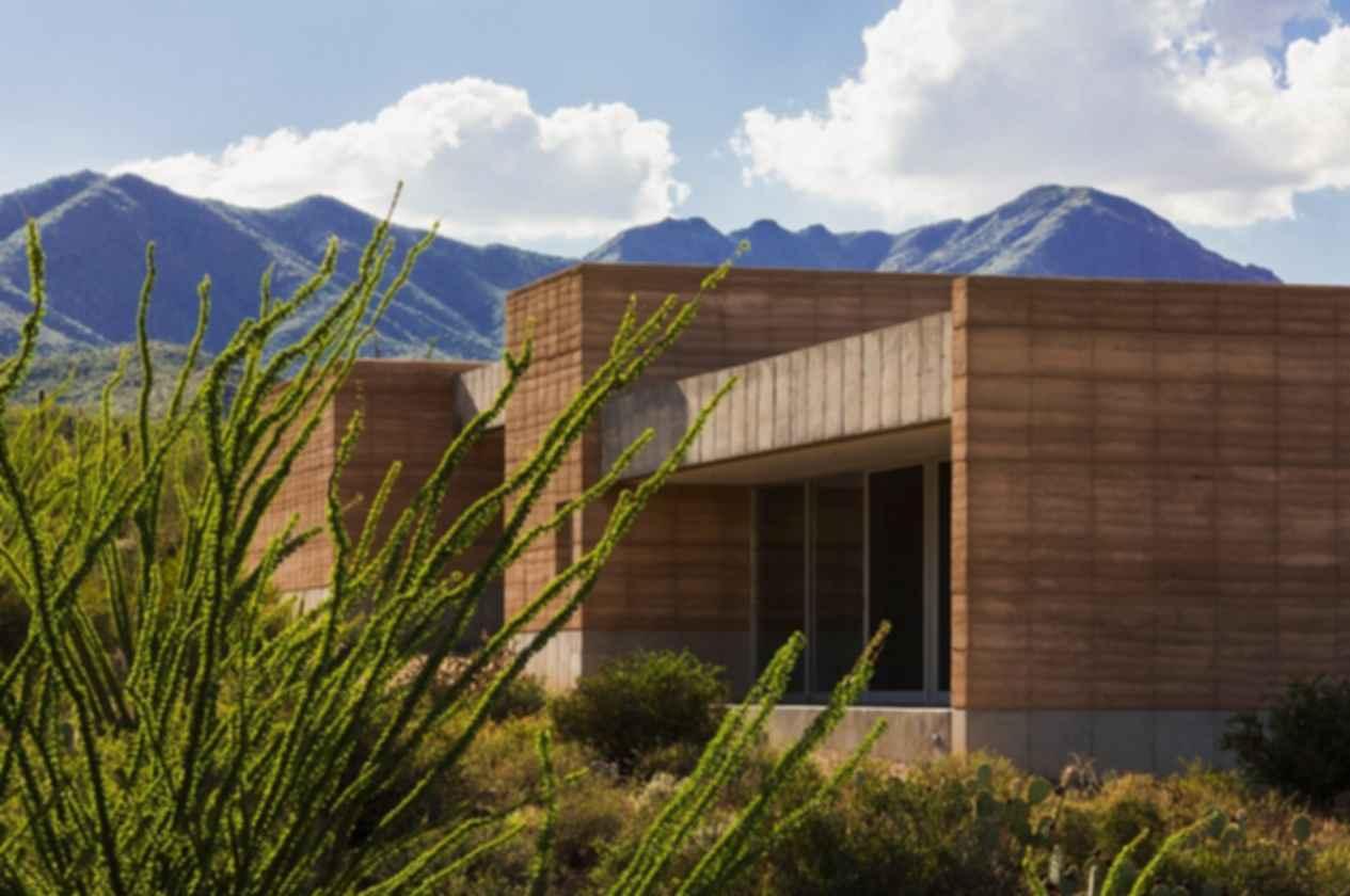 Tuscon Mountain Retreat - Exterior