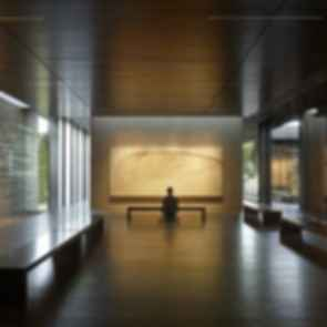 Windhover Contemplative Center - Interior